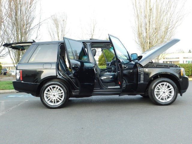 2012 Land Rover Range Rover HSE / 4WD / Sport Utility / 1-OWNER / Excel Cond - Photo 30 - Portland, OR 97217