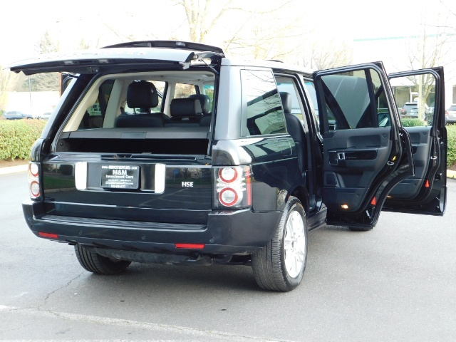 2012 Land Rover Range Rover HSE / 4WD / Sport Utility / 1-OWNER / Excel Cond - Photo 29 - Portland, OR 97217