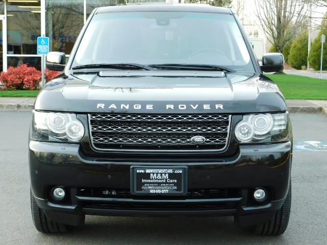2012 Land Rover Range Rover HSE / 4WD / Sport Utility / 1-OWNER / Excel Cond - Photo 5 - Portland, OR 97217
