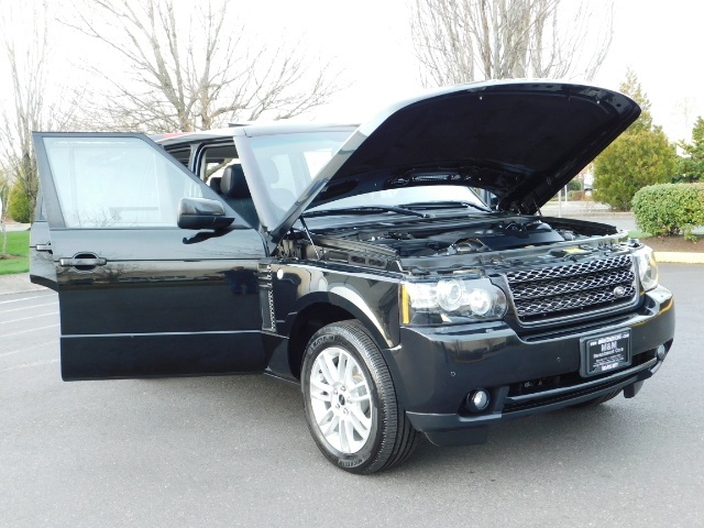 2012 Land Rover Range Rover HSE / 4WD / Sport Utility / 1-OWNER / Excel Cond - Photo 31 - Portland, OR 97217