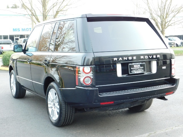 2012 Land Rover Range Rover HSE / 4WD / Sport Utility / 1-OWNER / Excel Cond - Photo 7 - Portland, OR 97217