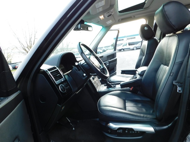 2012 Land Rover Range Rover HSE / 4WD / Sport Utility / 1-OWNER / Excel Cond - Photo 12 - Portland, OR 97217