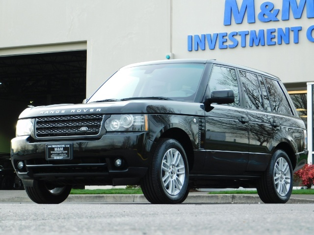 2012 Land Rover Range Rover HSE / 4WD / Sport Utility / 1-OWNER / Excel Cond - Photo 46 - Portland, OR 97217