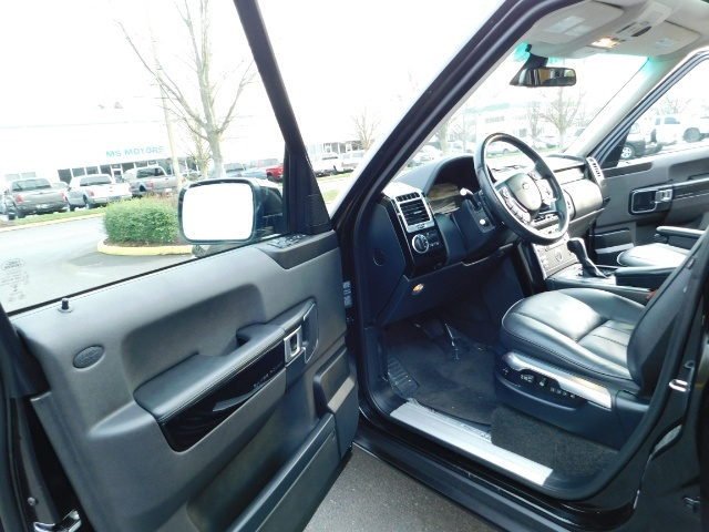 2012 Land Rover Range Rover HSE / 4WD / Sport Utility / 1-OWNER / Excel Cond - Photo 11 - Portland, OR 97217