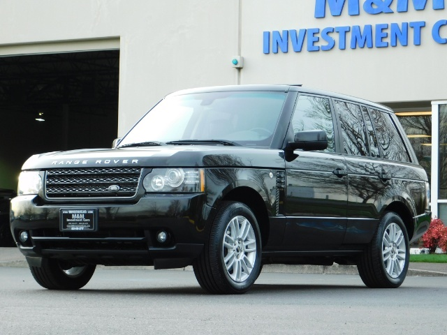 2012 Land Rover Range Rover HSE / 4WD / Sport Utility / 1-OWNER / Excel Cond - Photo 1 - Portland, OR 97217
