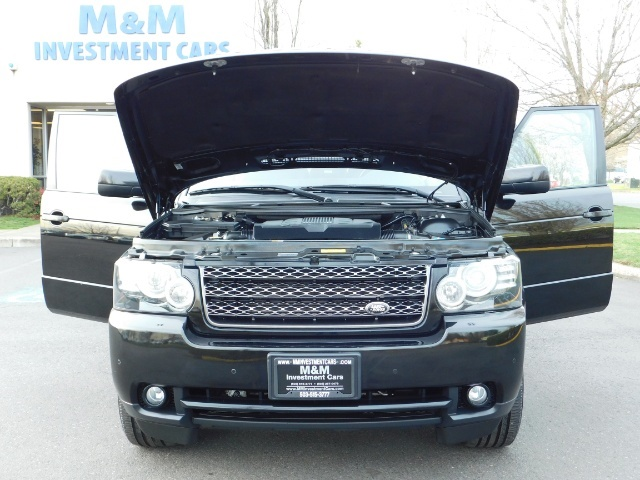 2012 Land Rover Range Rover HSE / 4WD / Sport Utility / 1-OWNER / Excel Cond - Photo 32 - Portland, OR 97217