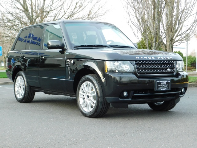 2012 Land Rover Range Rover HSE / 4WD / Sport Utility / 1-OWNER / Excel Cond - Photo 2 - Portland, OR 97217