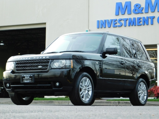 2012 Land Rover Range Rover HSE / 4WD / Sport Utility / 1-OWNER / Excel Cond - Photo 49 - Portland, OR 97217