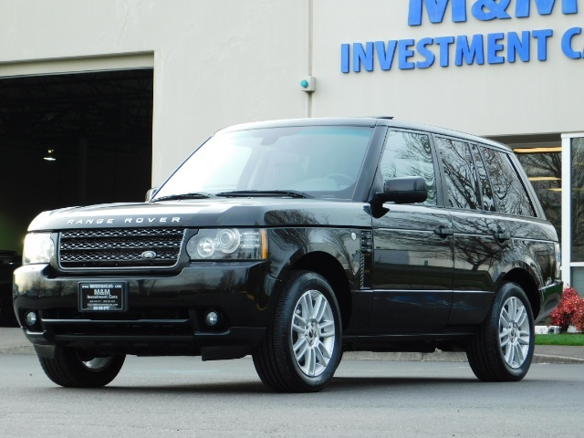 2012 Land Rover Range Rover HSE / 4WD / Sport Utility / 1-OWNER / Excel Cond - Photo 45 - Portland, OR 97217