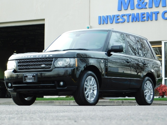 2012 Land Rover Range Rover HSE / 4WD / Sport Utility / 1-OWNER / Excel Cond - Photo 47 - Portland, OR 97217