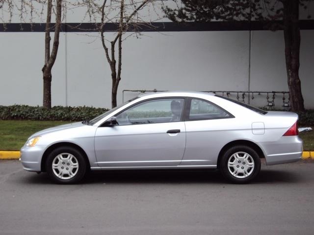 2001 Honda Civic LX   Photo 2   Portland, OR 97217