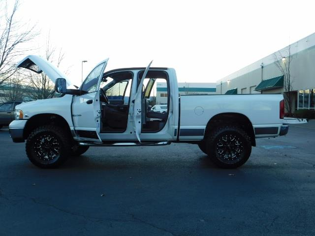 2004 Dodge Ram 2500 Quad Cab 4X4 / 5.9 L CUMMINS DIESEL / 89K MILES - Photo 21 - Portland, OR 97217