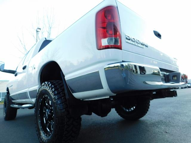 2004 Dodge Ram 2500 Quad Cab 4X4 / 5.9 L CUMMINS DIESEL / 89K MILES - Photo 11 - Portland, OR 97217