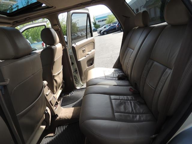 2000 Toyota 4Runner Limited / 4WD / Leather / Rear Diff Lock / LIFTED - Photo 15 - Portland, OR 97217