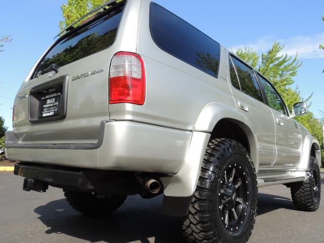 2000 Toyota 4Runner Limited / 4WD / Leather / Rear Diff Lock / LIFTED - Photo 12 - Portland, OR 97217