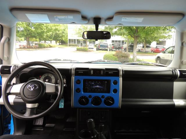 2007 Toyota FJ Cruiser 4dr SUV / 4X4 / REAR DIFF LOCKS / LIFTED LIFTED - Photo 40 - Portland, OR 97217