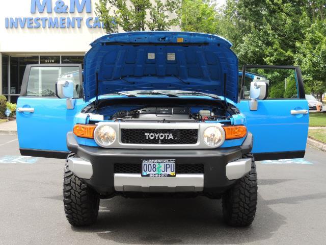 2007 Toyota FJ Cruiser 4dr SUV / 4X4 / REAR DIFF LOCKS / LIFTED LIFTED - Photo 30 - Portland, OR 97217