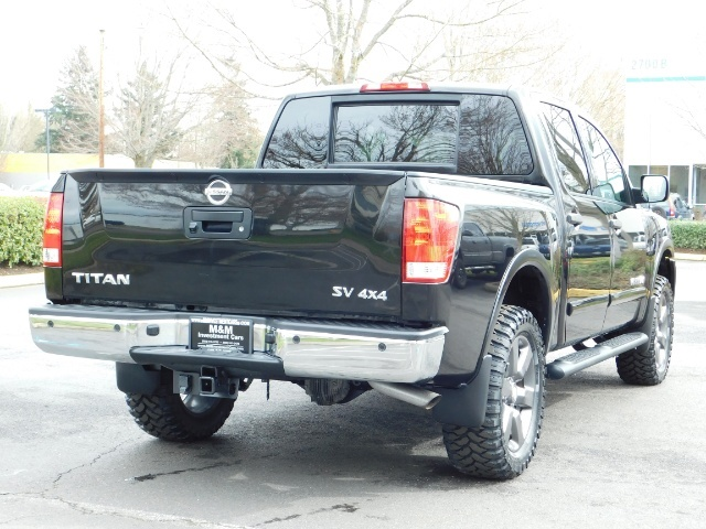 2015 Nissan Titan SV 4Dr Crew Cab / 4WD / Navigation /ONLY 32K MILES - Photo 8 - Portland, OR 97217