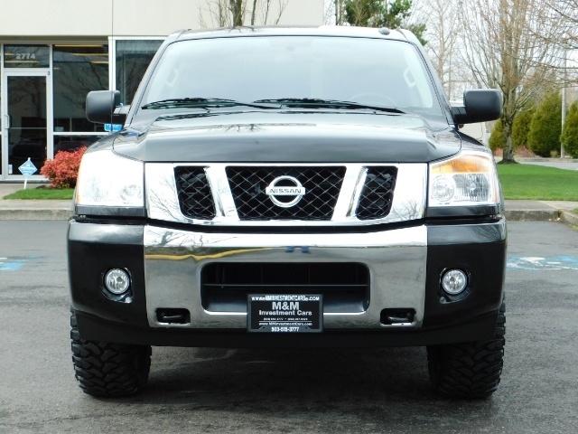 2015 Nissan Titan SV 4Dr Crew Cab / 4WD / Navigation /ONLY 32K MILES - Photo 5 - Portland, OR 97217