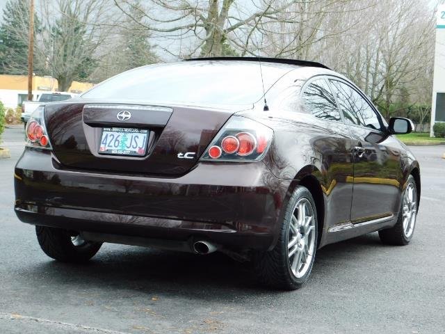 2010 Scion tC 2Dr / Sunroof / 5-Speed / Excel Cond - Photo 8 - Portland, OR 97217