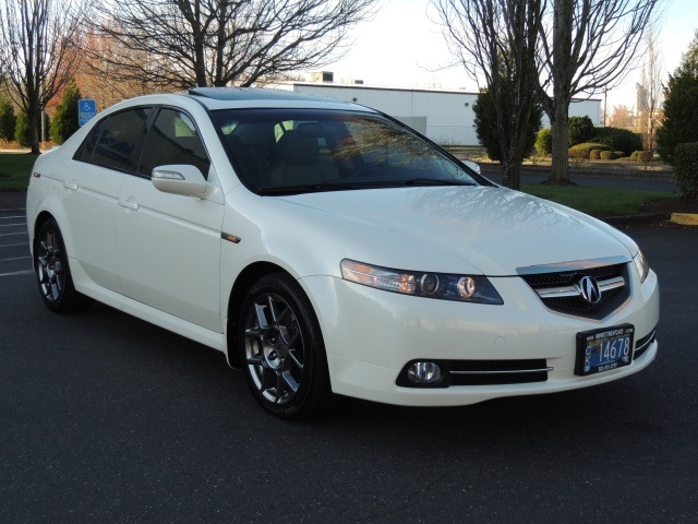 2007 Acura Tl Type S Navigation >> 2007 Acura Tl Type S Navigation