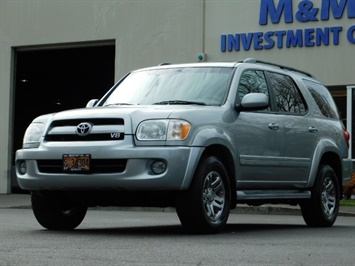 2007 Toyota Sequoia 4WD / 3rd Seat / DVD / CAM / Timing Belt Done !!