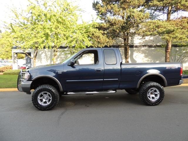 2003 Ford F 150 Xlt 4wd Mud Tires
