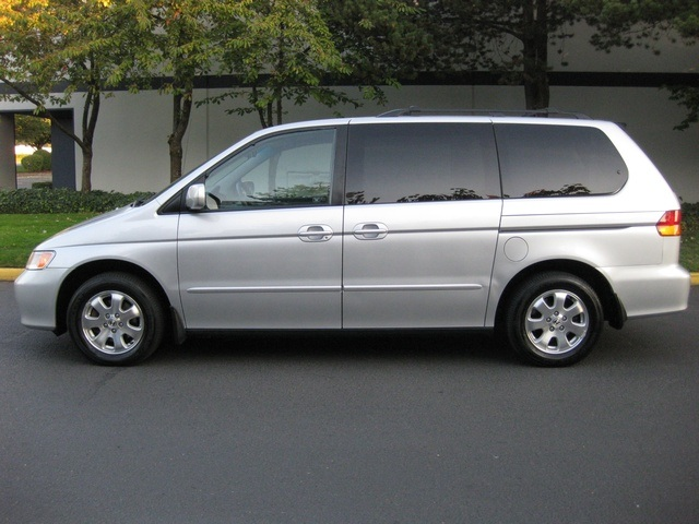 2003 Honda Odyssey EX L W/Navi/DVD/ Leather/ Power Sliding