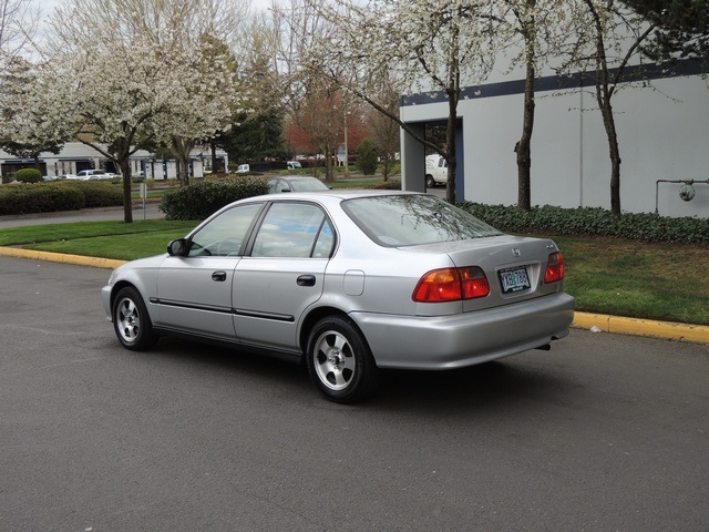 1999 Honda Civic Lx >> 1999 Honda Civic Lx 35mpg Clean Title Excel Cond