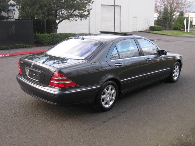 Elegant 2001 Mercedes Benz S430   Photo 5   Portland, OR 97217
