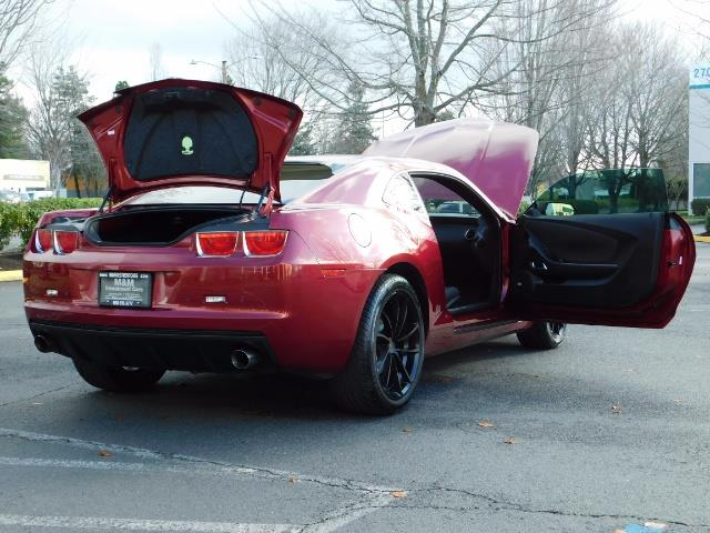 2011 Chevrolet Camaro LT / Coupe / Premium Wheels / Spoiler / Excl Cond - Photo 28 - Portland, OR 97217
