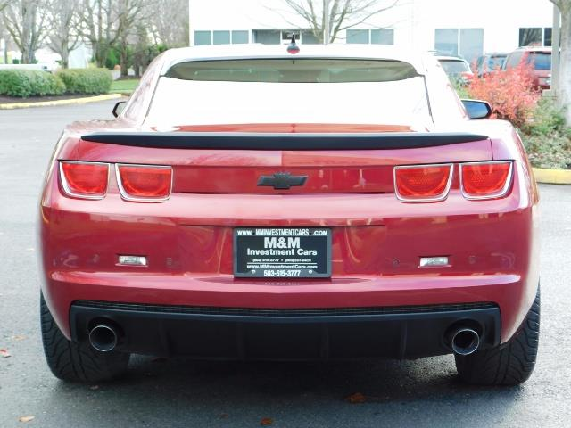 2011 Chevrolet Camaro LT / Coupe / Premium Wheels / Spoiler / Excl Cond - Photo 6 - Portland, OR 97217