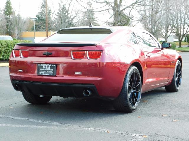 2011 Chevrolet Camaro LT / Coupe / Premium Wheels / Spoiler / Excl Cond - Photo 8 - Portland, OR 97217