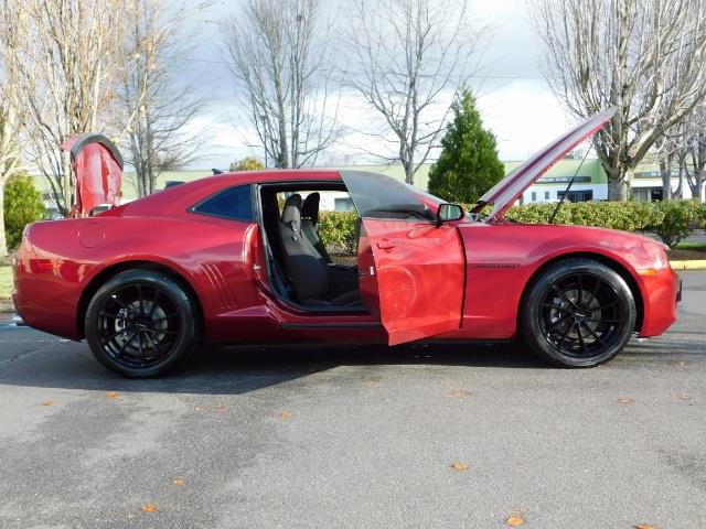 2011 Chevrolet Camaro LT / Coupe / Premium Wheels / Spoiler / Excl Cond - Photo 24 - Portland, OR 97217