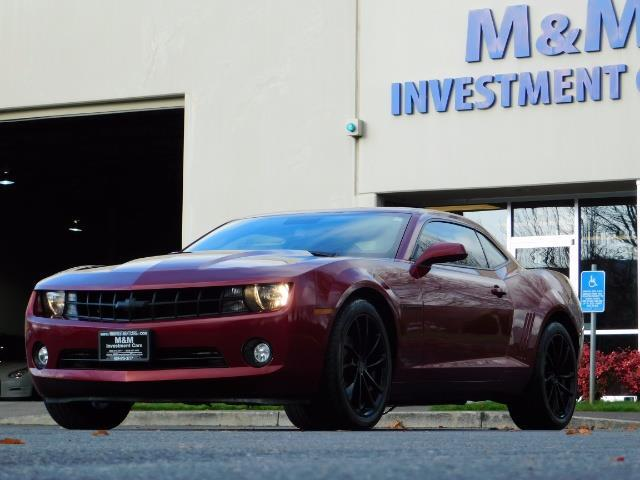 2011 Chevrolet Camaro LT / Coupe / Premium Wheels / Spoiler / Excl Cond - Photo 40 - Portland, OR 97217