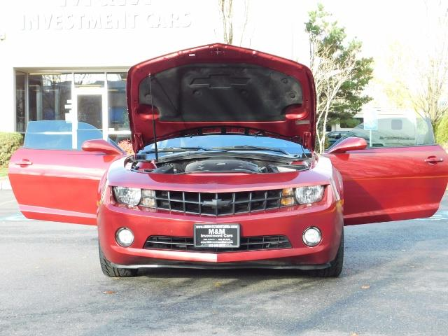 2011 Chevrolet Camaro LT / Coupe / Premium Wheels / Spoiler / Excl Cond - Photo 30 - Portland, OR 97217