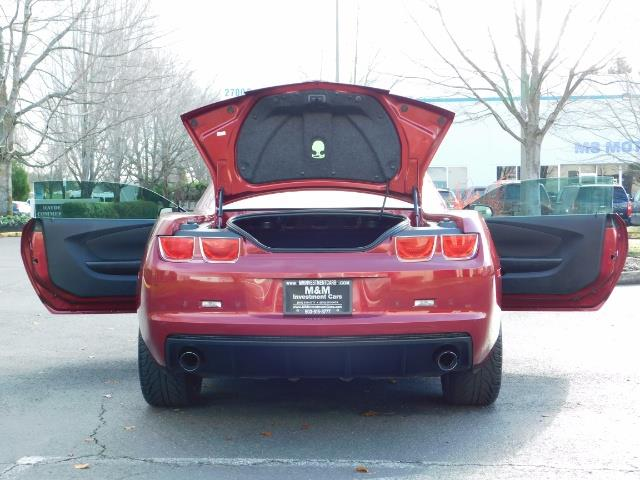 2011 Chevrolet Camaro LT / Coupe / Premium Wheels / Spoiler / Excl Cond - Photo 27 - Portland, OR 97217
