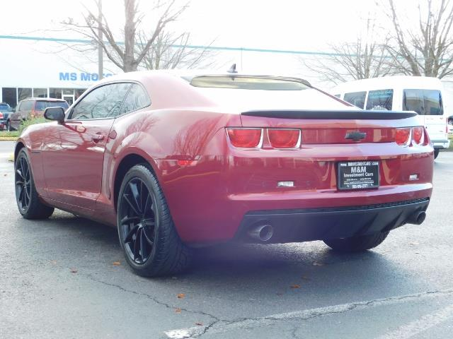 2011 Chevrolet Camaro LT / Coupe / Premium Wheels / Spoiler / Excl Cond - Photo 7 - Portland, OR 97217