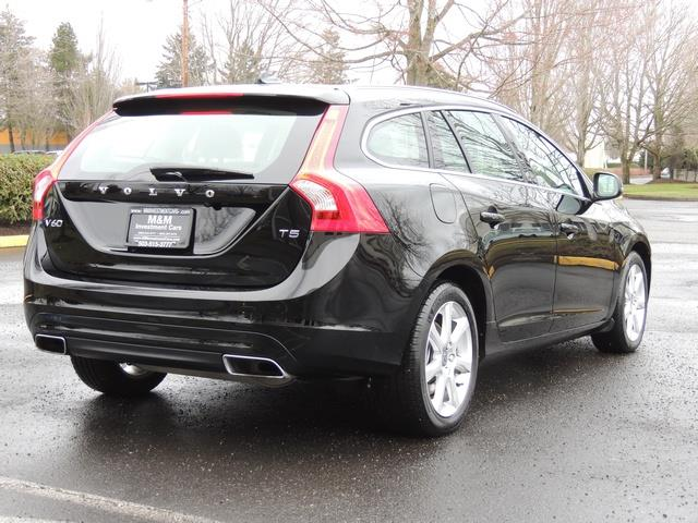 2017 Volvo V60 T5 Premier / Wagon / Navigation / Backup Camera - Photo 7 - Portland, OR 97217