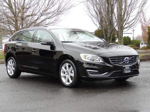 2017 Volvo V60 T5 Premier / Wagon / Navigation / Backup Camera - Photo 2 - Portland, OR 97217