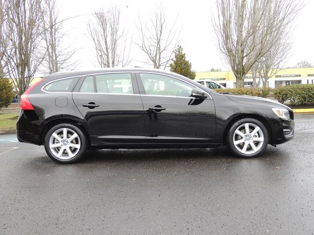 2017 Volvo V60 T5 Premier / Wagon / Navigation / Backup Camera - Photo 4 - Portland, OR 97217
