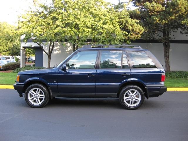 2001 Land Rover Range Rover 4.6 HSE 4WD NAVIGATION Loaded
