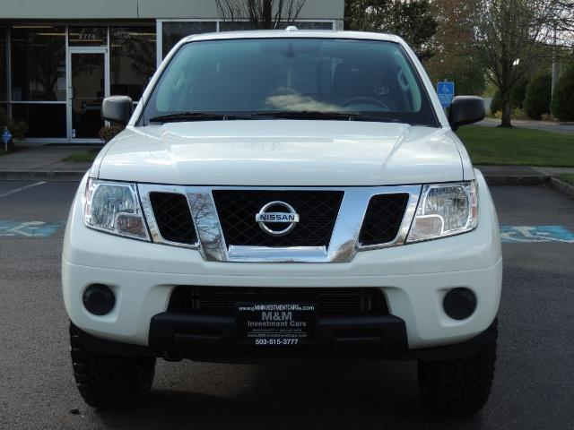 2016 Nissan Frontier SV / 4X4 / Crew Cab / 6Cyl / LIFTED LIFTED - Photo 5 - Portland, OR 97217