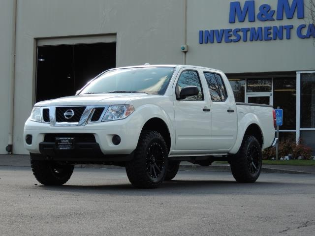 2016 Nissan Frontier SV / 4X4 / Crew Cab / 6Cyl / LIFTED LIFTED - Photo 45 - Portland, OR 97217