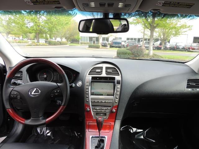 2009 Lexus ES 350 / Luxury Sedan / Navigation / 1-OWNER/ 50K MLS - Photo 37 - Portland, OR 97217
