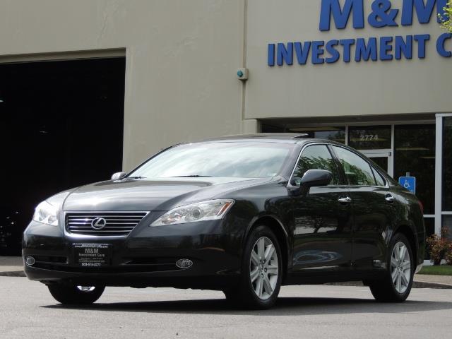 2009 Lexus ES 350 / Luxury Sedan / Navigation / 1-OWNER/ 50K MLS - Photo 46 - Portland, OR 97217