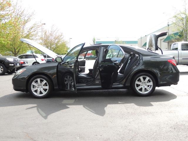 2009 Lexus ES 350 / Luxury Sedan / Navigation / 1-OWNER/ 50K MLS - Photo 26 - Portland, OR 97217