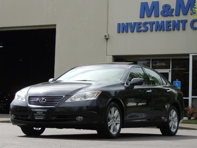 2009 Lexus ES 350 / Luxury Sedan / Navigation / 1-OWNER/ 50K MLS - Photo 1 - Portland, OR 97217