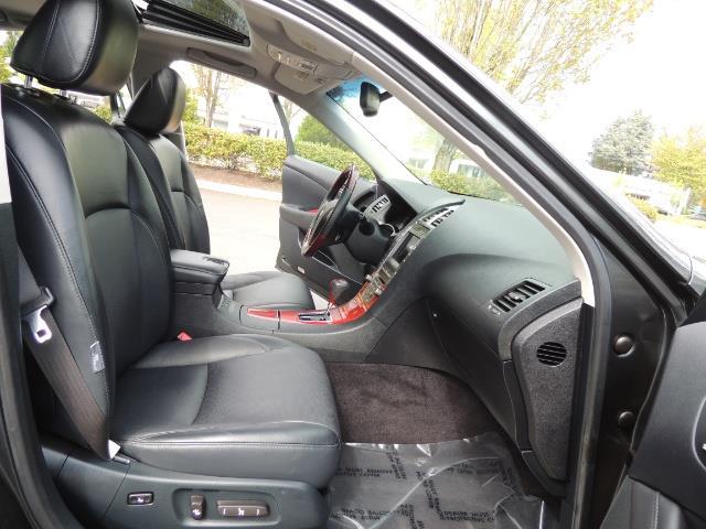 2009 Lexus ES 350 / Luxury Sedan / Navigation / 1-OWNER/ 50K MLS - Photo 17 - Portland, OR 97217
