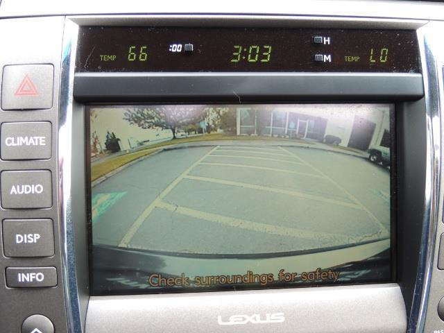 2009 Lexus ES 350 / Luxury Sedan / Navigation / 1-OWNER/ 50K MLS - Photo 21 - Portland, OR 97217